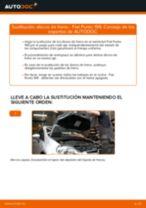 Manual de taller para FIAT GRANDE PUNTO en línea