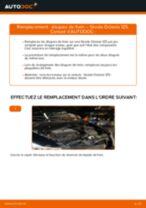 Notre guide PDF gratuit vous aidera à résoudre vos problèmes de SKODA Octavia 1z5 1.6 TDI Disques De Frein
