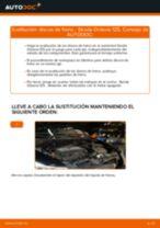 Cómo cambiar y ajustar Caja Cojinete Rueda SKODA OCTAVIA: tutorial pdf