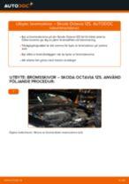 SAAB-handbok för reparationer med illustrationer