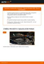 Jak vyměnit přední brzdové kotouče na Skoda Octavia 1Z5 – návod k výměně