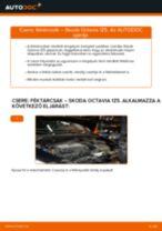 A Féktárcsa cseréjének barkácsolási útmutatója a SKODA OCTAVIA-on