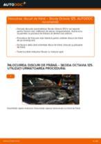 Cum să schimbați: discuri de frână din spate la Skoda Octavia 1Z5 | Ghid de înlocuire