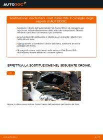 Come effettuare una sostituzione di Dischi Freno su FIAT ? Dai un'occhiata alla nostra guida dettagliata e scopri come farlo
