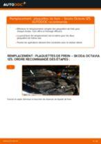 Notre guide PDF gratuit vous aidera à résoudre vos problèmes de SKODA Octavia 1z5 1.6 TDI Filtre à Air