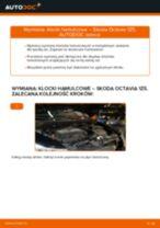 Wymiana Klocki Hamulcowe SKODA OCTAVIA: instrukcja napraw