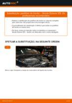Guia passo-a-passo do reparo do Skoda Octavia 1u