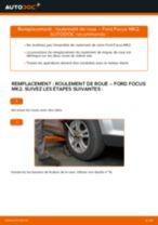 Manuel d'utilisation FORD FOCUS pdf
