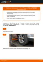 FORD gale ir priekyje Rato guolis keitimas pasidaryk pats - internetinės instrukcijos pdf