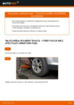 Cum să schimbați: rulment roata din față la Ford Focus MK2 | Ghid de înlocuire