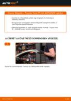 Autószerelői ajánlások - TOYOTA Toyota Yaris p1 1.4 D-4D (NLP10_) Gyújtógyertya csere