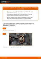 Cómo cambiar: cojinete de rueda de la parte delantera - Opel Meriva X03 | Guía de sustitución