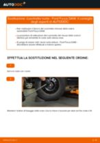 Manuale online su come cambiare Ganasce dei freni Ssangyong Actyon Sports I