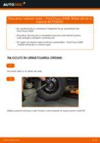 Cum să schimbați: rulment roata din spate la Ford Focus DAW | Ghid de înlocuire