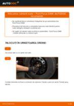 Cum să schimbați: rulment roata din față la Ford Focus DAW | Ghid de înlocuire