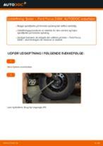 Udskift fjeder bag - Ford Focus DAW | Brugeranvisning