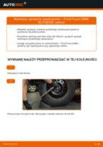 Jak wymienić sprężyny zawieszenia tył w Ford Focus DAW - poradnik naprawy