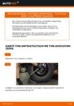 Πώς να αλλάξετε ελατήρια ανάρτησης πίσω σε Ford Focus DAW - Οδηγίες αντικατάστασης