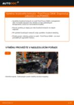 Výměna Kotouče: pdf návody pro FORD FOCUS