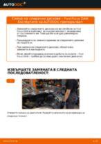 Как се сменят задни спирачни дискове на Ford Focus DAW – Ръководство за смяна