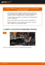 FORD FOCUS Féktárcsák cseréje : ingyenes pdf