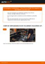 Hoe remblokken achteraan vervangen bij een Ford Focus DAW – vervangingshandleiding