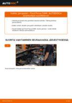 Korjaamokäsikirja tuotteelle FORD FOCUS II (DA_)