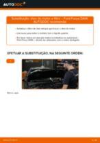 Mudar Jogo de reparação da pinça de travão SAAB faça você mesmo - manual online pdf