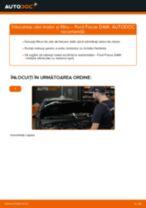 Cum să schimbați: ulei motor și filtru la Ford Focus DAW | Ghid de înlocuire