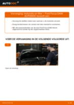 Vervang het Stabilisator van de VW Polo 5 Sedan met onze online pdf-handleiding