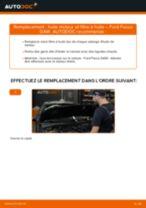 PDF manuel de remplacement: Filtre à huile FORD FOCUS (DAW, DBW)