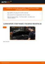 Slik bytter du motorolje og oljefilter på en Ford Focus DAW – veiledning