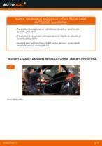 DIY-käsikirja Vesipumppu + Jakohihnasarja vaihtamisesta VW POLO 2020