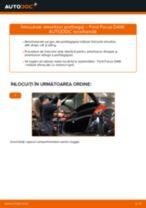 Cum să schimbați: amortizor portbagaj la Ford Focus DAW | Ghid de înlocuire
