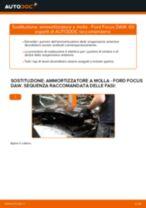 Cambio Motorino Tergicristallo posteriore e anteriore NISSAN QASHQAI: guida pdf