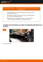 MITSUBISHI Motoraufhängung hinten links wechseln - Online-Handbuch PDF