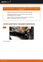 Udskift fjeder for - Ford Focus DAW | Brugeranvisning