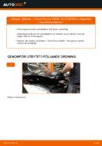 Manuell PDF för CT underhåll