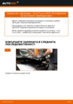Как се сменят предни пружини на Ford Focus DAW – Ръководство за смяна
