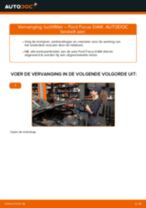 Tips van monteurs voor het wisselen van FORD Ford Focus DAW 1.8 Turbo DI / TDDi Oliefilter