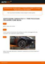 Le raccomandazioni dei meccanici delle auto sulla sostituzione di Dischi Freno FORD Ford Focus DAW 1.8 Turbo DI / TDDi