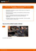 Cum să schimbați: filtru polen la Ford Focus DAW | Ghid de înlocuire