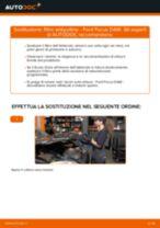 Montaggio Filtro aria abitacolo FORD FOCUS (DAW, DBW) - video gratuito