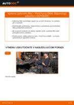 Návod na obsluhu FORD FOCUS - Manuál PDF