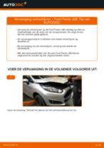 Ruitenwisserstangen vervangen FORD FIESTA: gratis pdf