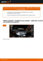 Comment changer : bobines d'allumage sur BMW E82 - Guide de remplacement
