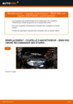Manuel d'utilisation BMW Série 1