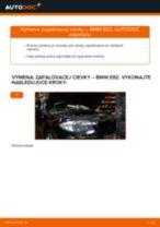 Ako vymeniť zapaľovacia cievka na BMW E82 – návod na výmenu