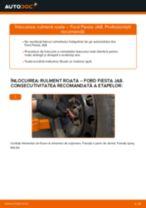 Tutorialul etapizat în format PDF pentru înlocuirea Kit Reparatie Etrier la Golf 4