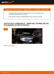 Wie der Ersatz vollführt wird: Zündspule am 120d 2.0 BMW E82